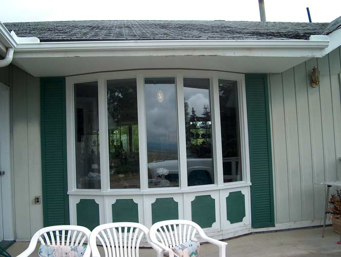 Capping / Cladding Bay Bow Windows