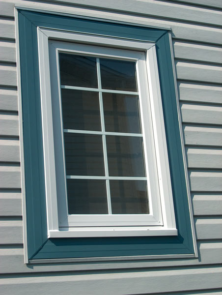 Capping Cladding Casements Picture