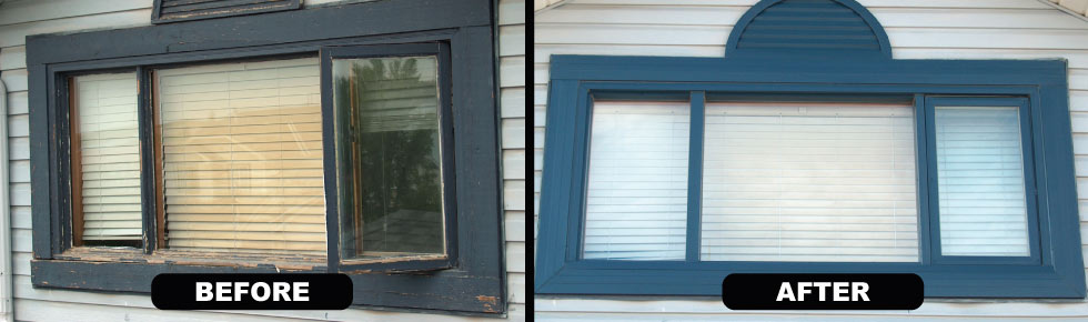Calgary Specialty Windows Capping and Cladding