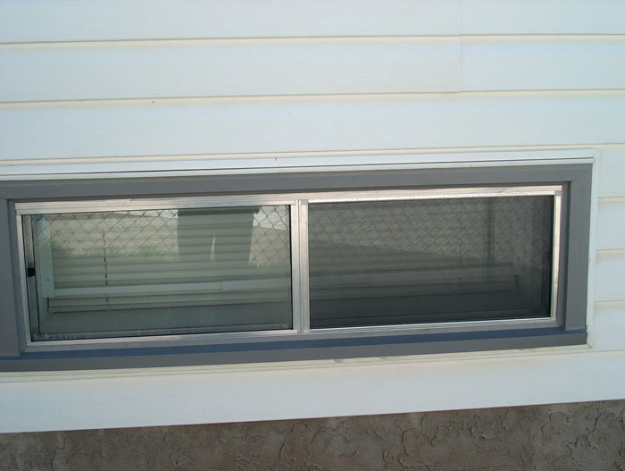 Capping Cladding Sliders Windows
